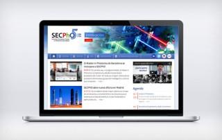 disseny web secpho
